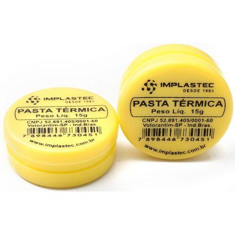PASTA TÉRMICA - POTE 15G