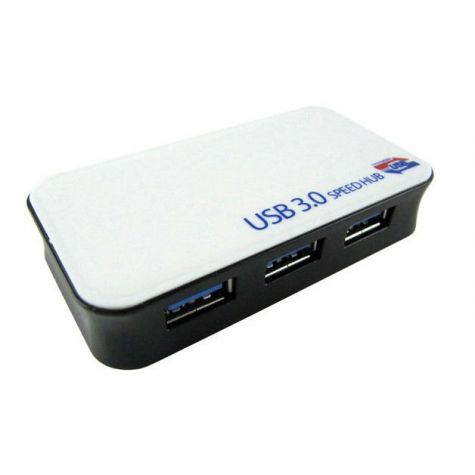 HUB USB 3.0 - 4 PORTAS