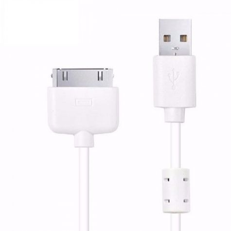 CABO USB AM X IPHONE 4 1,5MT C/ FILTRO