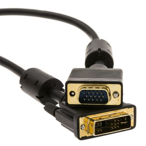 CABO CONVERSOR DVI-A  M (12 . 5) X VGA-M 1,5MT