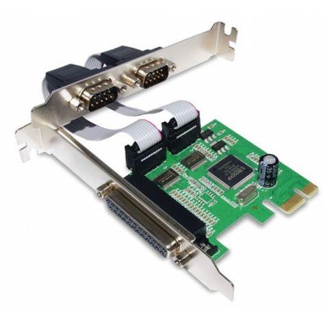 PLACA PCI-EXPRESS 2 SERIAIS 1 PARALELA