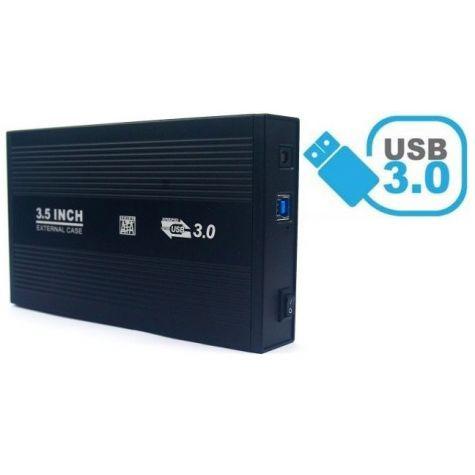 GAVETA EXTERNA 3.5 HD SATA - USB 3.0