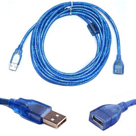 EXTENSOR REP. ATIVO USB 2.0 AM/AF 10,0MT