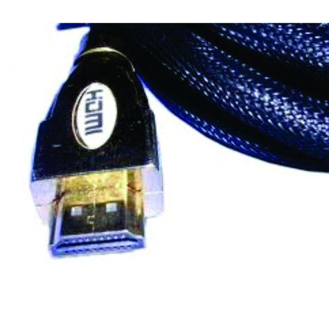 CABO HDMI/HDMI GOLD C/ MALHA