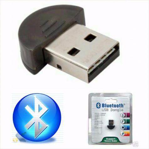 ADAPTADOR MINI USB BLUETOOTH