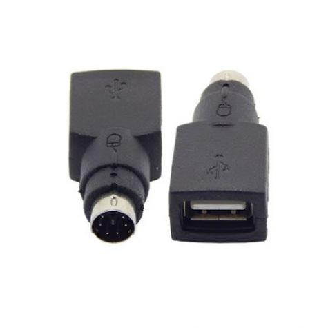 ADAPTADOR USB AF X PS2 M (MINI DIN)