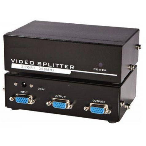 VIDEO SPLITTER VGA 1 X 2 SAIDAS