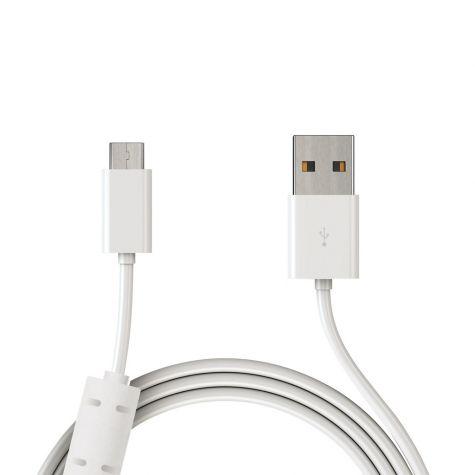 CABO USB AM X MICRO USB (V8) 1,5MT C/ FILTRO