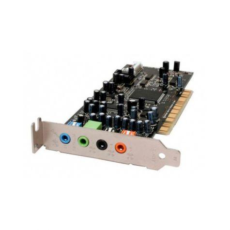 PLACA DE SOM PCI - 32 BITS - 5.1 CANAIS