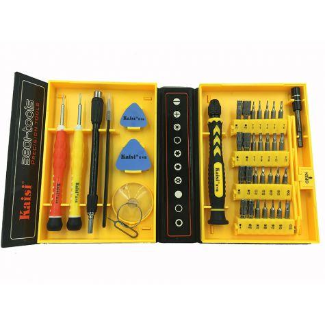 Kit Ferramenta Reparação Multiuso/Celular - 38 em 1