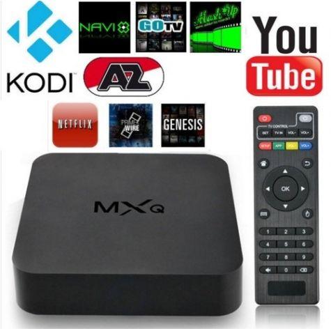 SMART TV BOX HDMI
