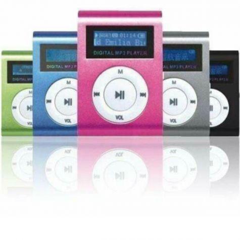 MINI MP3 C/ FM  C/ DISPLAY